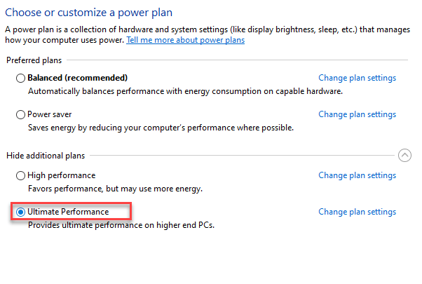 How to Get Ultimate Performance in Windows 10 via PowerShell in 2021