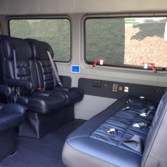 Floor Sofa Bed Large Chair Cover Mercedes-benz Sprinter 170wb Pas