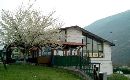 Casa Rossa Tirano