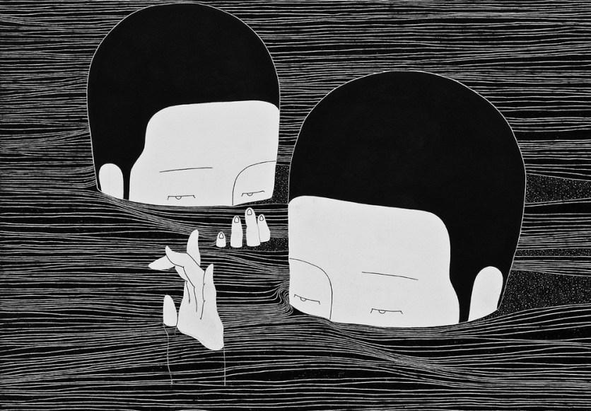Between the Lines © Daehyun Kim