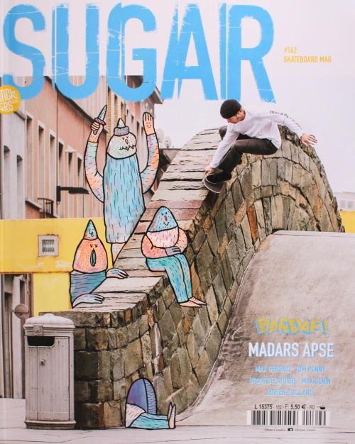 Oscar Candon| Photo by Florian Lanni for Sugar #162 © Lucas Beaufort