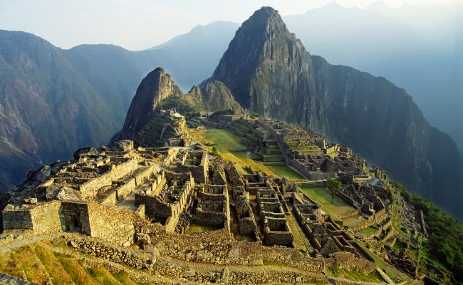Denise Van Outen Fearne Cotton Machu Picchu Challenge