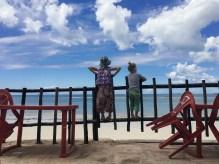 Blick auf Coco Beach