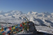 Thrilled to See Everest and Cho Oyu !!