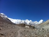 View of Base Camp