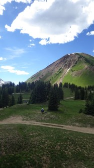 Paradise divide, Crested Butte CO