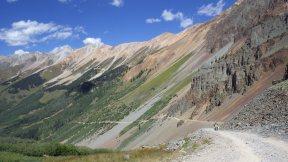 Ophir Pass, Colorado.
