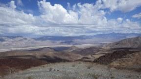 Views in Death Valley Nevada.