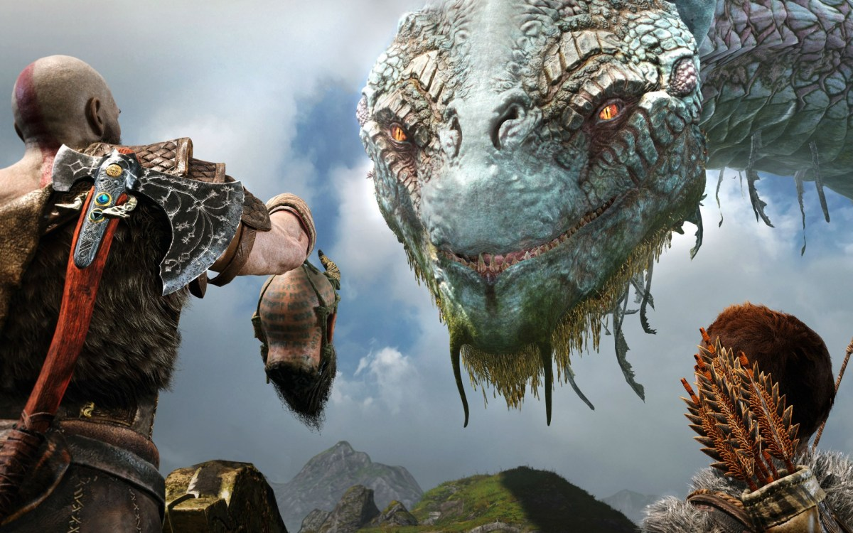 God of War Opinion 5