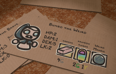The Legend of Bum-Bo Let's Talk 6