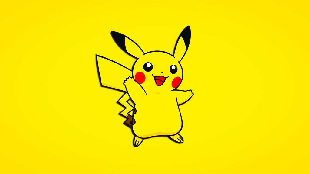 The Pokémon Center Pikachu is the Greatest Pikachu