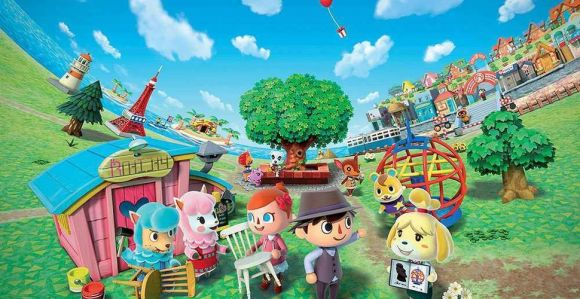 7 games to play before bed Animal Crossing 1