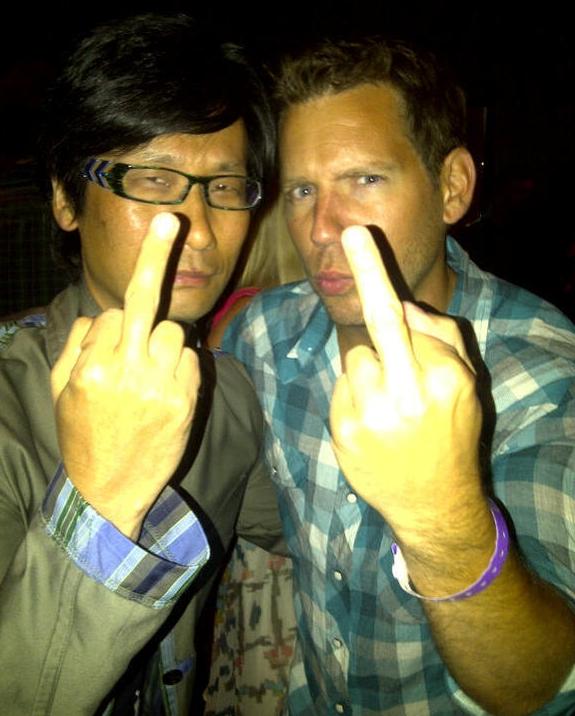 Best Friends Day Hideo Kojima Bromances 3