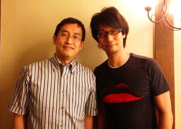 Best Friends Day Hideo Kojima Bromances 8