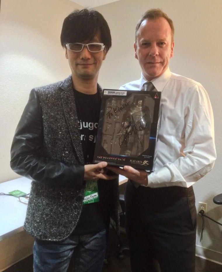 Best Friends Day Hideo Kojima Bromances 9
