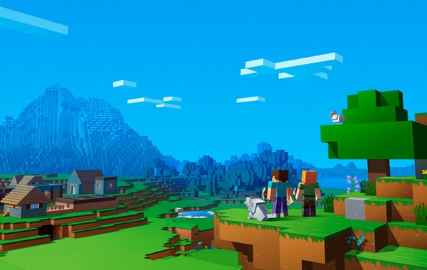 Minecraft Childhood Memories 2