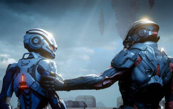 E3 2018 Mass Effect New Hope 2