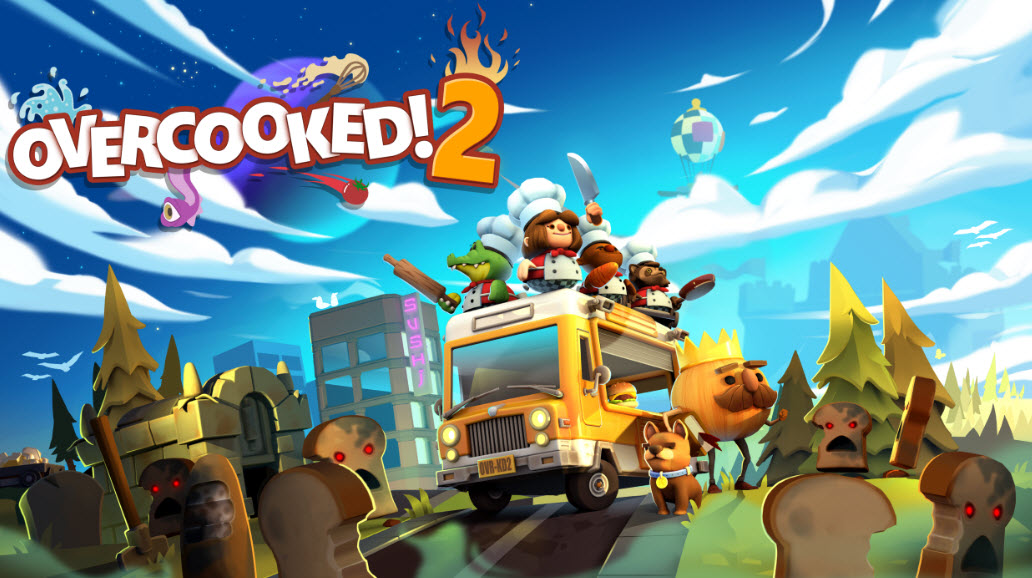 Overcooked 2 Reveal E3 2018 1