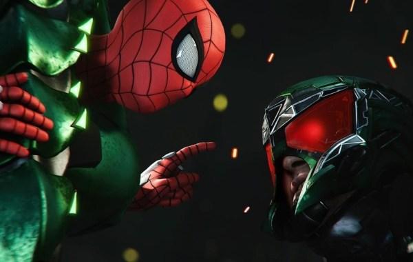 E3 2018 PlayStation Spidey 1