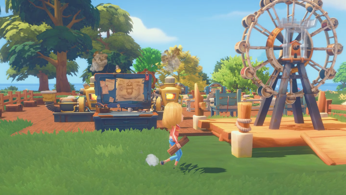My Time at Portia Spotlight Island 2
