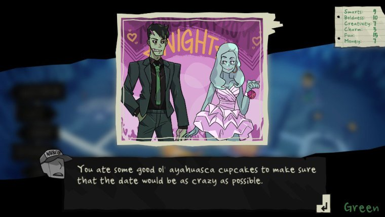Into The Spine of Monster Prom Review 1
