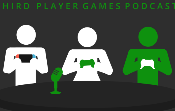 Third Player Games Podcast Episode 33