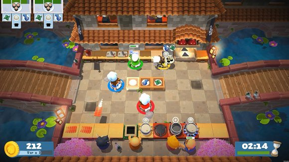Overcooked Fails to capture the joy of food 2