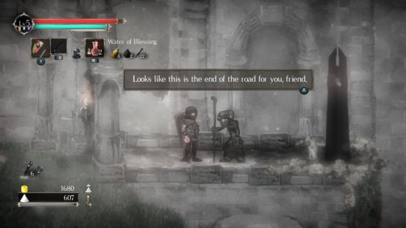 Salt and Sanctuary Review Switch 4
