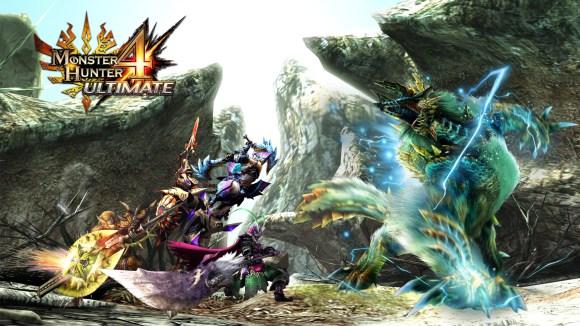 Monster Hunter History Throwback 2