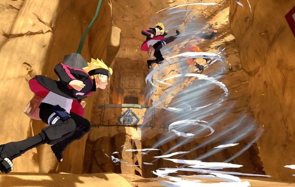 Naruto to Boruto: Shinobi Striker Co-op Trailer 1