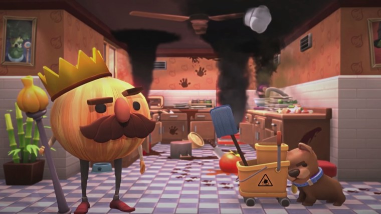 Overcooked Fails to capture the joy of food 3