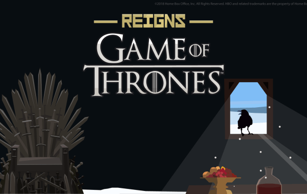 Reigns Game of Thrones Reveal October 1