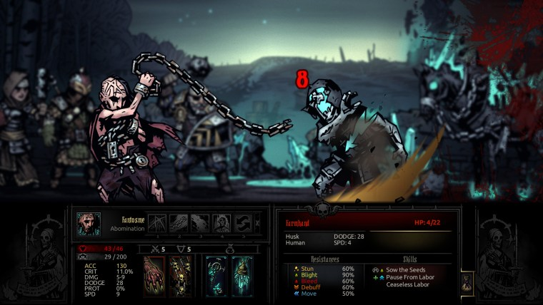 Darkest Dungeon The Color of Madness Review 4