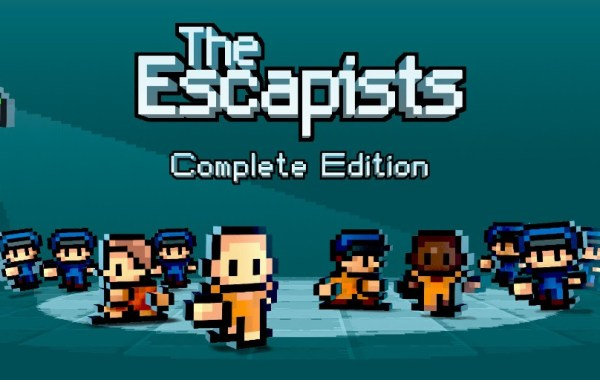 The Escapists Complete Edition Switch Reveal 1