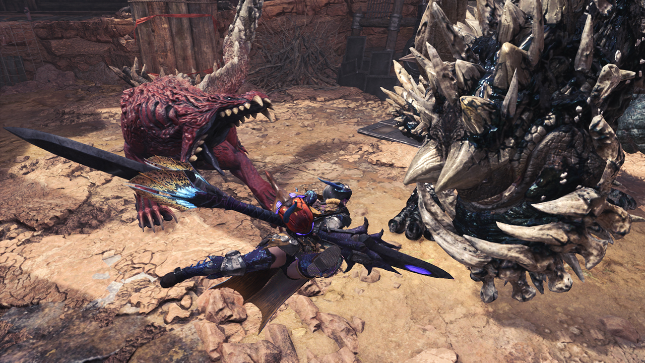 Monster Hunter: World - Insect Glaive Guide | Into The Spine
