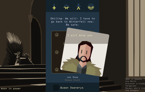 Reigns Game of Thrones Review Into The Spine 1