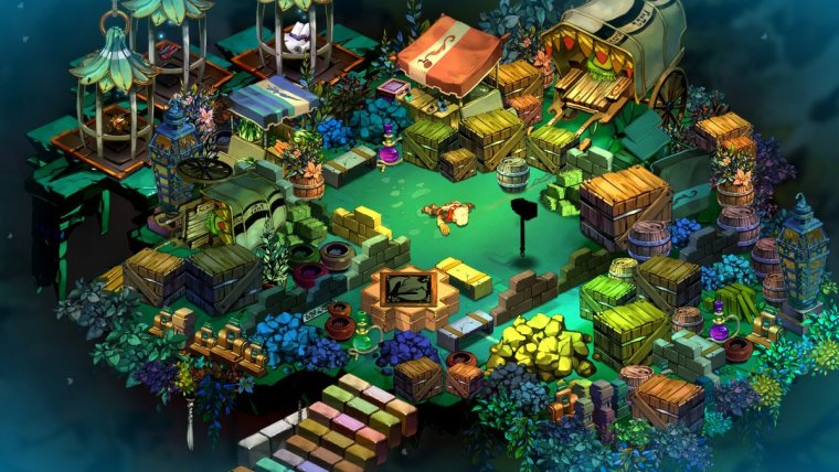 Into The Spine of Bastion Switch Review 3