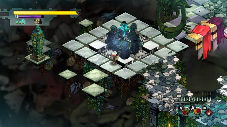 Into The Spine of Bastion Switch Review 4
