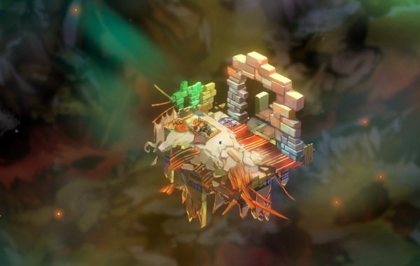 Into The Spine of Bastion Switch Review 5