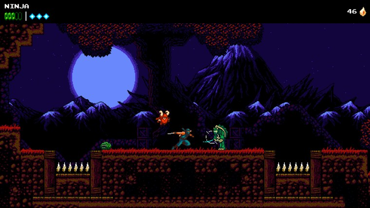 The Messenger Review Into The Spine 1