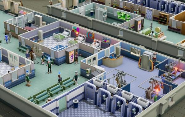 Two Point Hospital Sandbox Mode 1