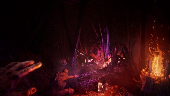 Agony Hell is a hollow shell 1