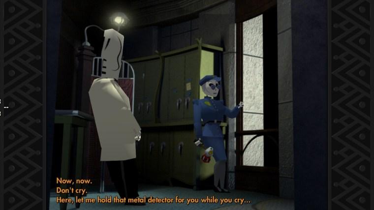 Grim Fandango Adventure Genre Opinion 2