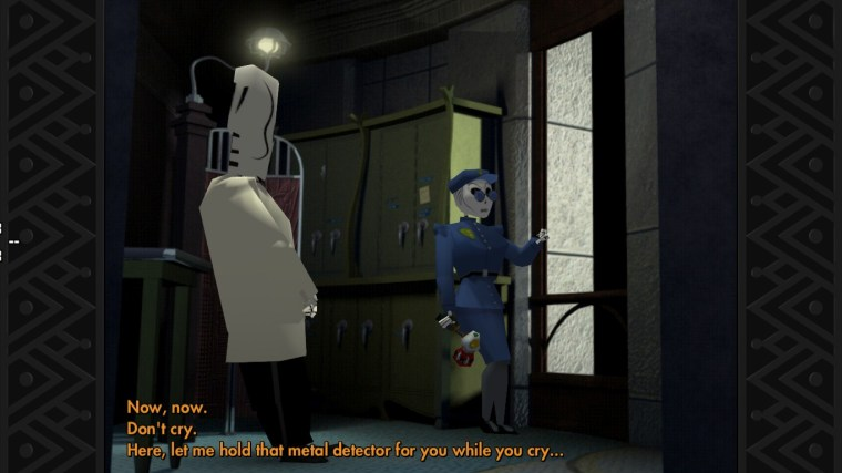 Grim Fandango Adventure Genre Opinion 2