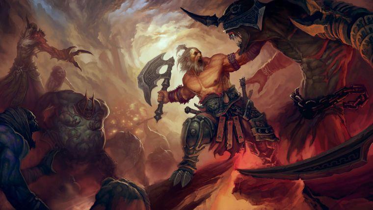 Diablo 3 mindless gameplay 2