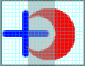 Pixel Based Collisions
