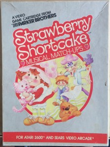Strawberry Shortcake VCS Box Front