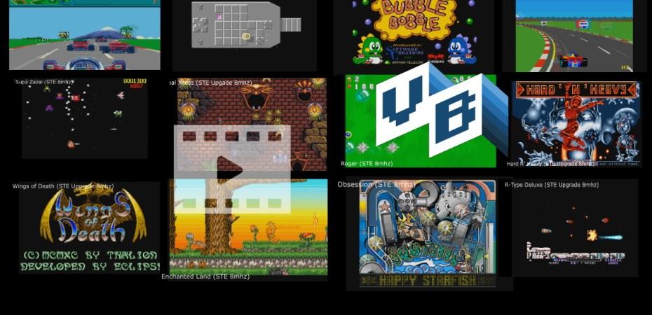 Atari ST Computer games that rocked the hardware