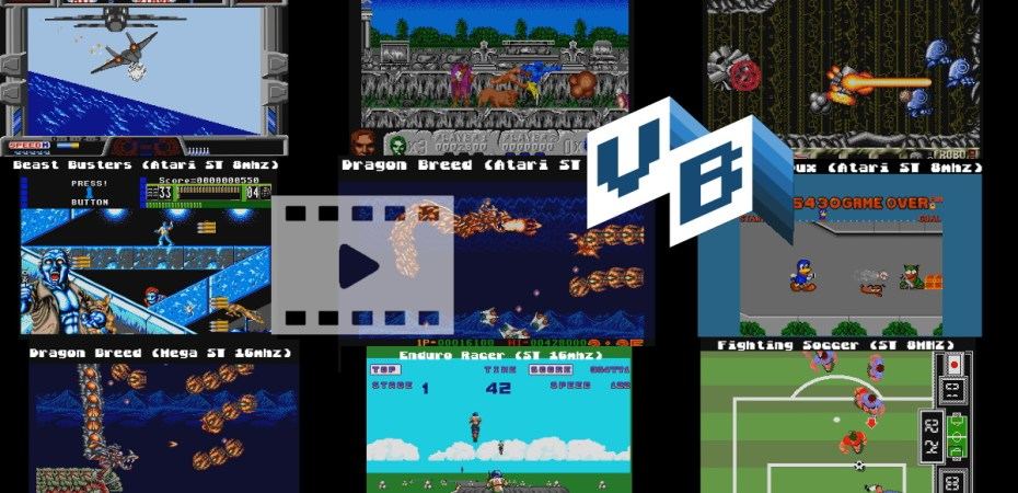 st activision games vol1