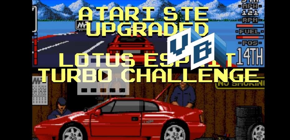 STE Lotus Esprit Challenge